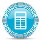 Символ калькулятора — Стоковое фото