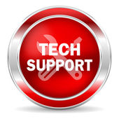Technical support icon — Stok fotoğraf