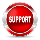Icono de apoyo — Foto de Stock
