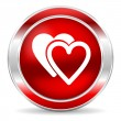 love icon — Stock Photo