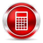 Calculator icon — Foto de Stock