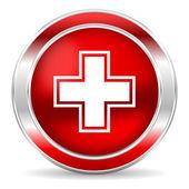 Pharmacy icon — Stock Photo