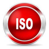 Iso icon — Stock Photo