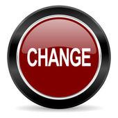 Cambiar icono — Foto de Stock