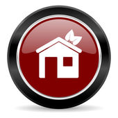 House icon — Foto de Stock