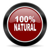 Natural icon — Stockfoto