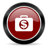 Financial icon — Stockfoto
