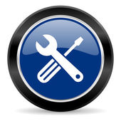 Tools icon — Stock Photo