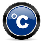 Celsius icon — Stock Photo