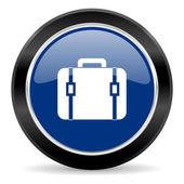 Bag icon — Stock Photo