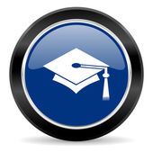 Education icon — Foto de Stock