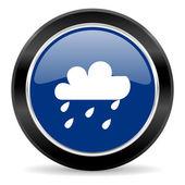 Regen-symbol — Stockfoto