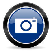Camera icon — Stock Photo