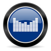 Sound icon — Stock Photo