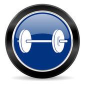 Icona del fitness — Foto Stock