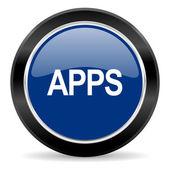 Apps-symbol — Stockfoto