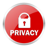 Icône de confidentialité — Photo