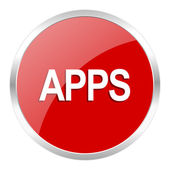 Apps icon — Foto de Stock