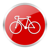 Bicycle icon — Foto de Stock