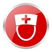 Nurse icon — Foto de Stock