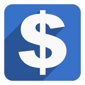 Us dollar icon — Stock Photo