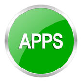 Apps icon — Stockfoto