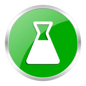 Laboratory icon — Stockfoto