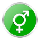 Sex icon — Stockfoto