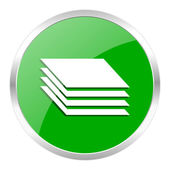 Layers icon — Stock Photo