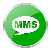Mms icon — Stock Photo