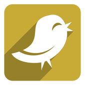 Twitter icon — Stock Photo