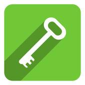 Schlüssel-symbol — Stockfoto