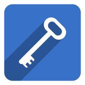 Key icon — Stock Photo