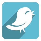 Ikony Twitter — Zdjęcie stockowe