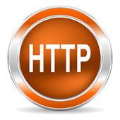 Http icon — Stock Photo