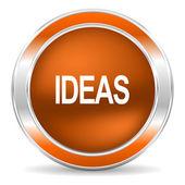 Ideas icon — 图库照片
