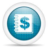 Money icon — 图库照片