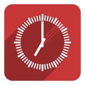 Ikona hodin — Stock fotografie