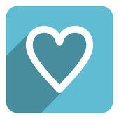 Liebe ikone — Stockfoto