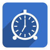 Alarm icon — Stock Photo