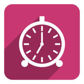 Alarm icon — Stock fotografie