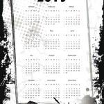 Calendar 2013 — Stock Vector #12459955