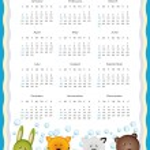 Calendar 2013 — Stock Vector #12459799