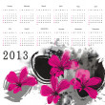 Calendar 2013 — Stock Vector #12459938