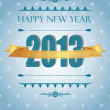 New Year 2013 — Stock Vector #12460096