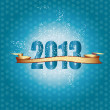 Stock Vector: New Year 2013