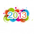 New Year 2013 — Stock Vector #12460194