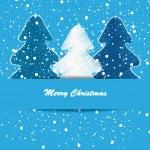 Christmas card — Stock Vector #13128143