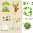 Ecology sets — Stock Vector #17462305