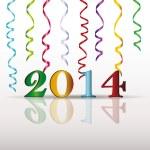 New Year 2014 — Stock Vector #28393043